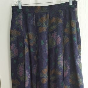 Women's Geiger wool skirt
